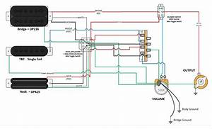 Outstanding Wiring Diagram For Dimarzio Dp216 Ensign