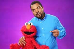 Sesame Street Ice Cube