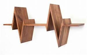 Wandregal Holz Design : wandregal design bringt mehr leben zu ihrem modernen zuhause ~ Sanjose-hotels-ca.com Haus und Dekorationen