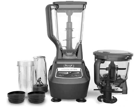 mega kitchen system 1500 accessories mega kitchen system blender review 8960