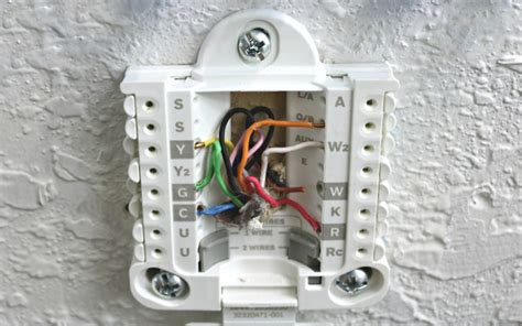 Electric Heat Wiring by Thermostat Wiring Can You Do It By Yourself The Frisky