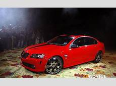 50 Cent's 500hp SEMA G8 photos CarAdvice
