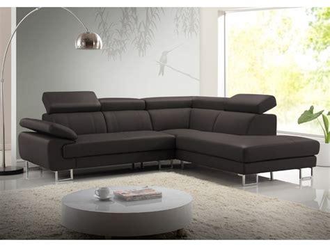 vente de canapé en ligne canapé accoudoir relevable cuir achat en ligne