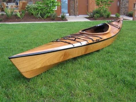 build wooden kayak woodworking projects plans