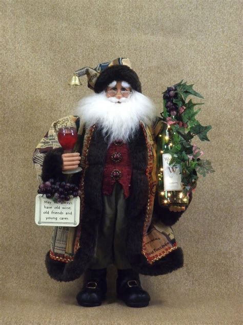 shapely christmas figurine decorations