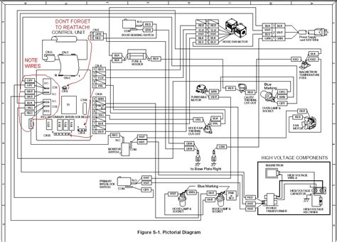 Ge Microwave Oven Wiring Diagram by Kenmore Microwave Parts Diagram Fuse Location