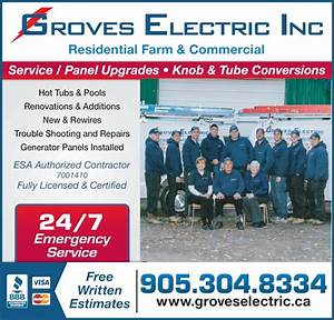 Groves Electric Inc