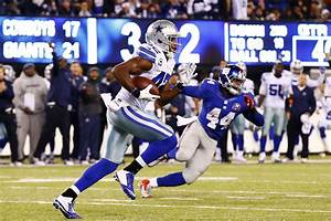Cowboys Giants Game Ball Goes To Blogging The Boys