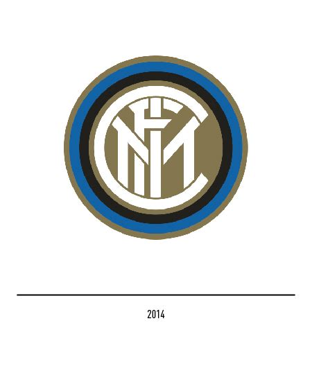 www interno the inter logo history and evolution