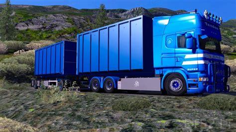 deep sound    scs trucks  ets mods