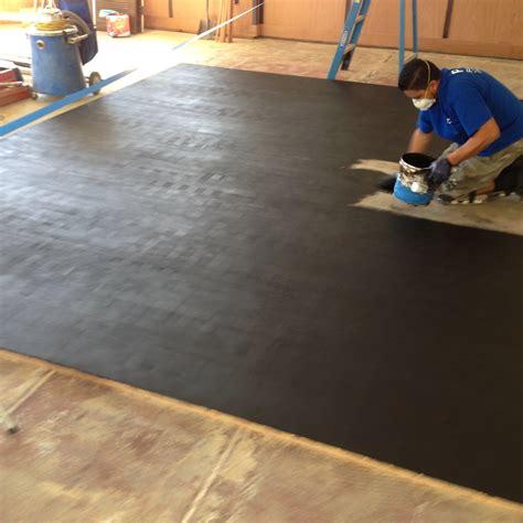 installation paragon floor covering