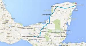 Journeys around the Peninsula of Yucatan & Chiapas