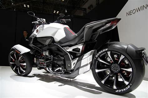 Honda Neo Wing = New 2017 Trike / 3 Wheel Motorcycle