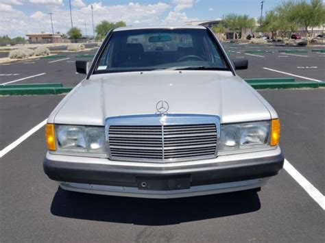 With origins in the first ever car produced by karl benz, mercedes' history is nothing short of amazing. 1989 Mercedes 190e 2.6 Very Nice!!!!! - Classic 1989 Mercedes-Benz 190-Series