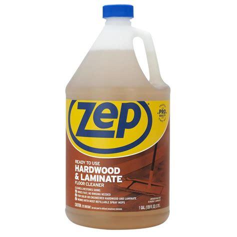 Zep Commercial Hardwood  Laminate  Fl Oz Hardwood