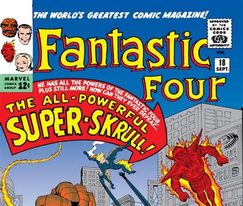 Fantastic Four (1961) #18  Comics Marvelcom