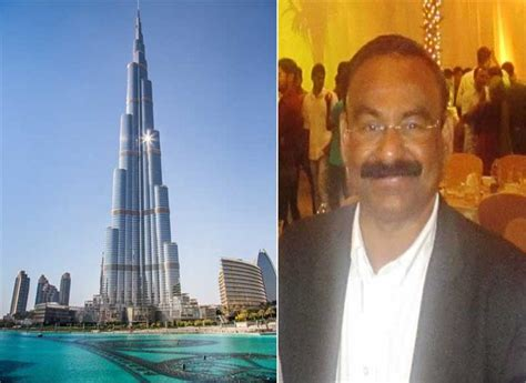 burj khalifa top floor owner meet nereaparambil who is the proud owner of 22 flats in