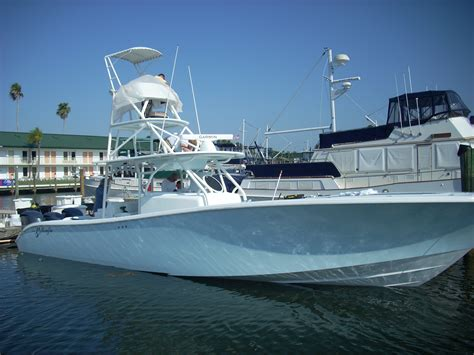Boat Bottom Paint Fish by 42 Yellowfin Is It The Best The Hull