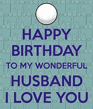happy birthday my wonderful husband