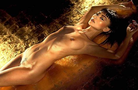 Naked Bai Ling  Added            by Gwen Ariano