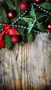Rustic Christmas Wallpaper IPhone