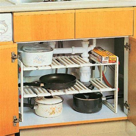 meuble bas cuisine 30 cm rangement sous évier rangement entretien rangement