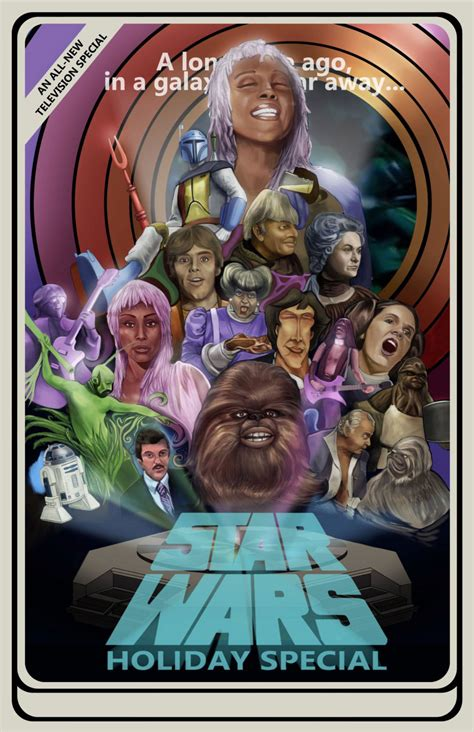THE STORY – The Star Wars Holiday Special