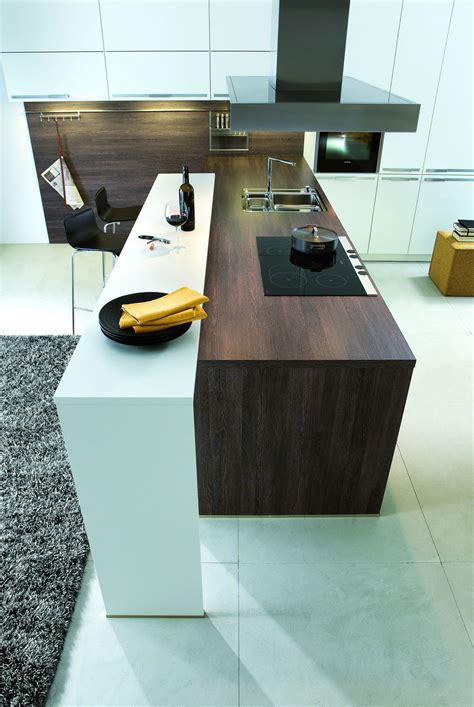 cuisine design allemande cuisine blanc bois 1 photo de cuisine moderne design