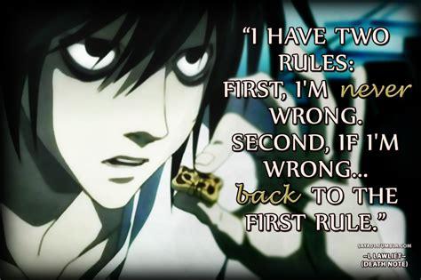 anime quotes dedication quotesgram