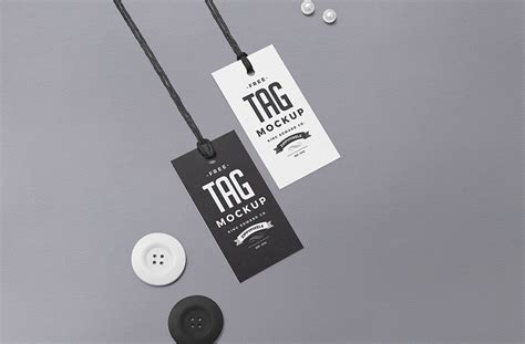 Includes special layers and smart objects for your creative works. Free Swing Tag Mockup | Mockuptree