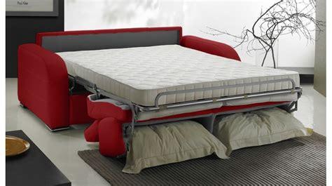 le meilleur canapé lit canapé convertible en cuir 3 places avec appui tête