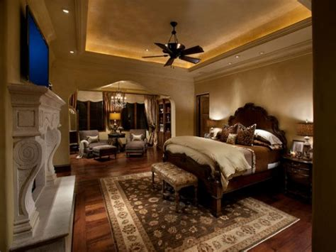 Ideas for decorating a master bedroom, large master