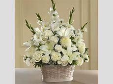 My Peaceful Garden Funeral Flower Arrangement Norwood MA