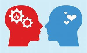 Study  Emotional Brains Physically Different From Rational