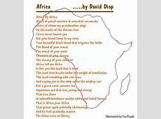 Poem Review – AFRICA StripesArticles