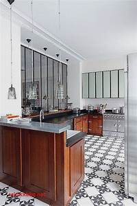 belle garde manger meuble cuisine pour idees de deco de With faire une cuisine ouverte