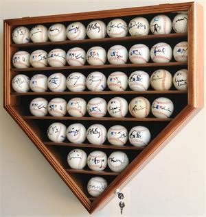 golf ball display cabinets australia 43 baseball ball display case cabinet holder rack home