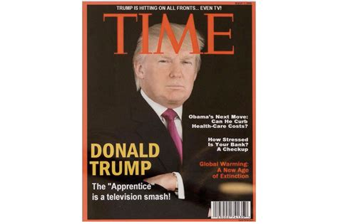Trump Organization Asked To Take Down Fake Time Covers