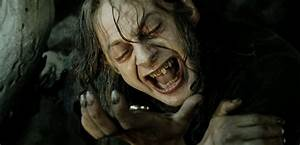 Nasty Young Gollum In Return Of The King Cultjer