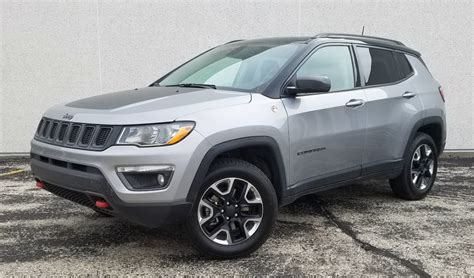 jeep compass 2017 trailhawk test drive 2017 jeep compass trailhawk the daily drive