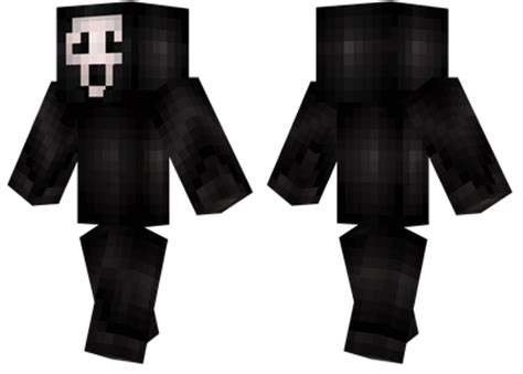 ghostface minecraft skins
