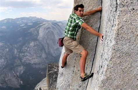 Alex Honnold Makes The First Free Solos Largest