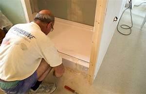 Comment Refaire Les Joint D Une Douche Pour étanchéité : poser un receveur de douche ~ Zukunftsfamilie.com Idées de Décoration
