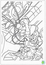 Musketeers sketch template