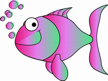 Clker Clip Pinkfish Clipart Vector