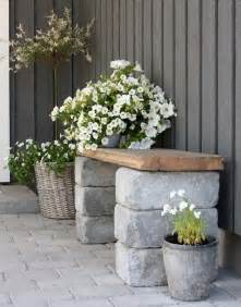 Benches Garden Seating Ideas