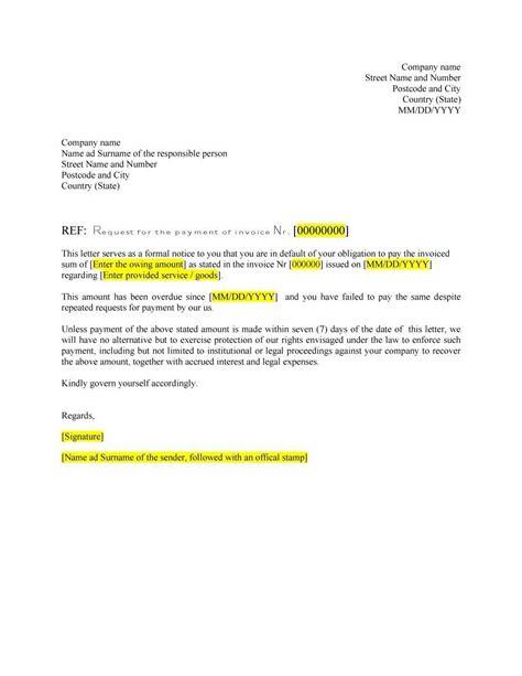 formal business letter  letterhead pinterest