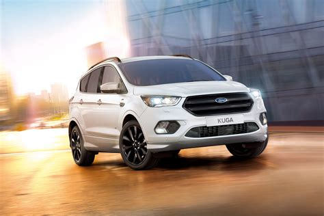 ford kuga st  pictures auto express