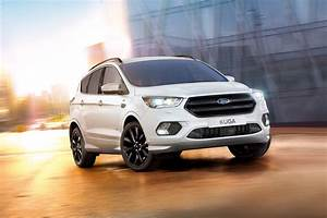 Ford St Line : new ford kuga st line pictures auto express ~ Maxctalentgroup.com Avis de Voitures