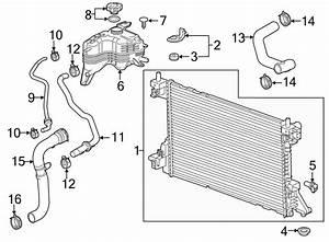 2013 Chevrolet Malibu Coolant Temp Sensor  Engine Coolant Temperature Sensor  Temp Sensor